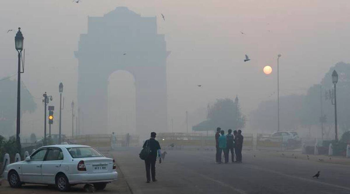 Air pollution contributes to more than 116,000 infant deaths in India