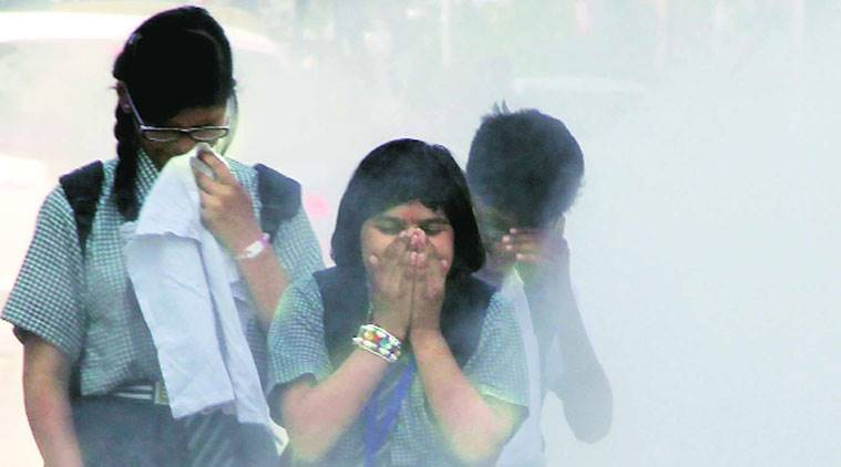 Four areas in the national capital recorded 'very poor' air quality while 22 areas recorded 'poor' air quality, the data said.