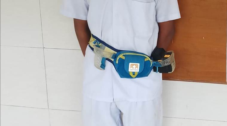 AIIMS belt for kids to help track pollution