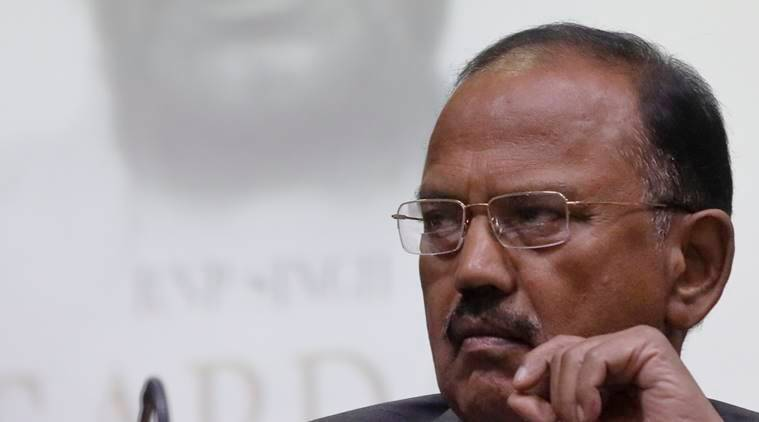 NSA Ajit Doval interfered in Asthana probe, stalled searches: CBI DIG to SC
