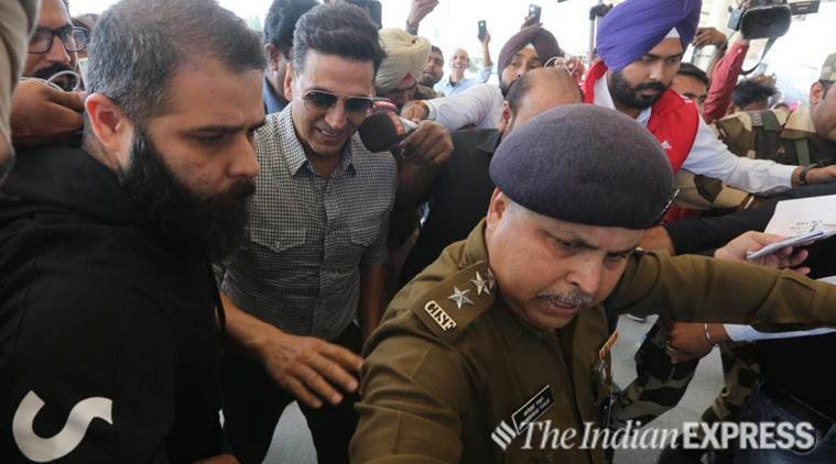 Desecration, police firing cases: Akshay Kumar leaves for Mumbai after appearing before SIT