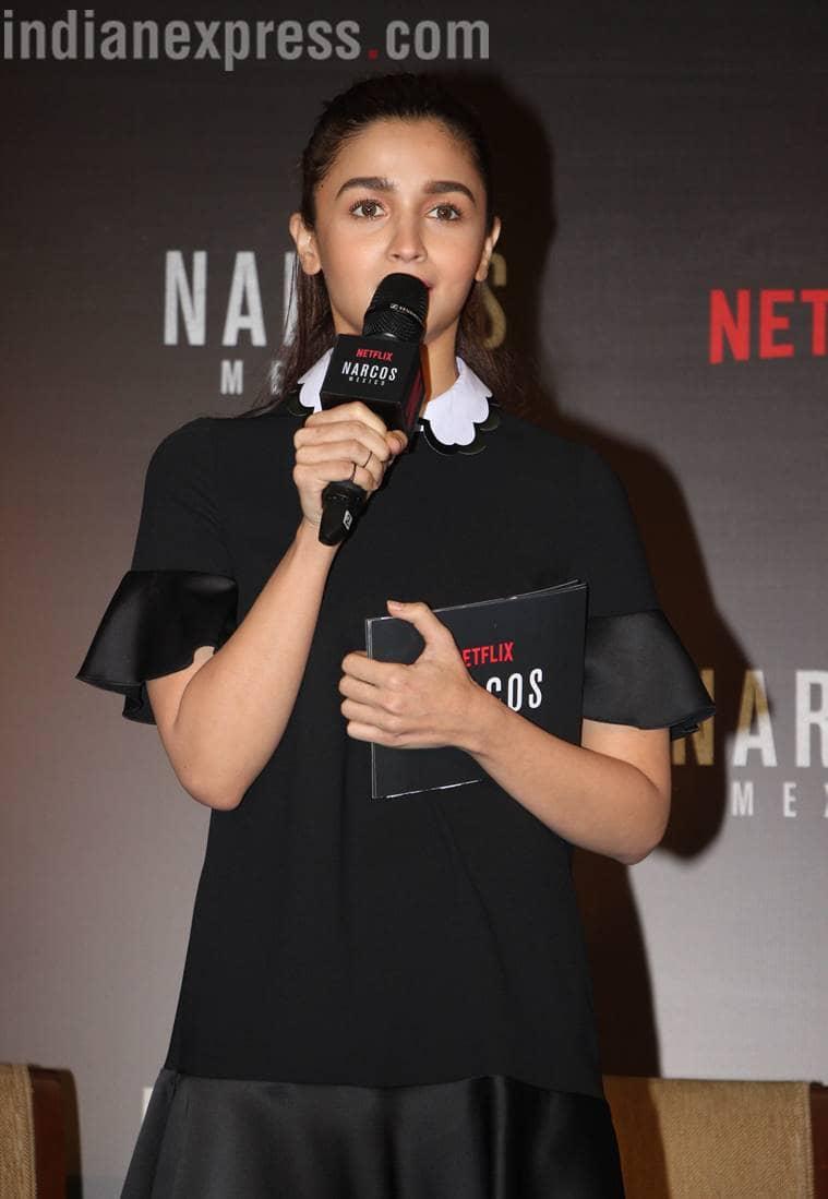 Alia Bhatt, Netflix