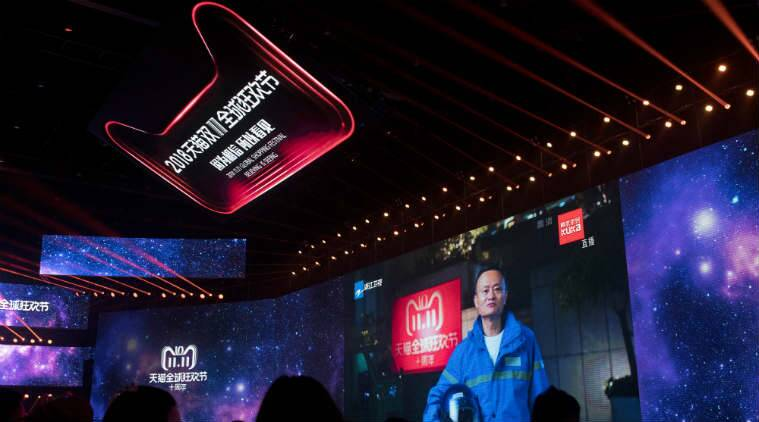 Alibaba sets Singles' Day sales record with 8 hours still to go
