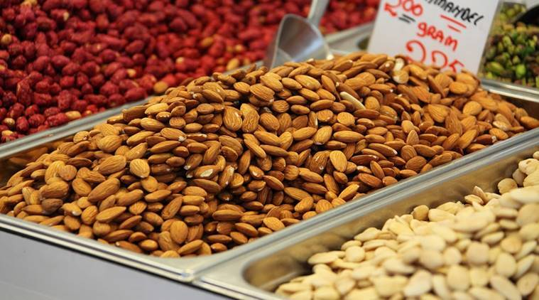 benefits of almonds, almonds uses, health benefits of almonds, almonds in dibetis, almonds health uses, almonds in diet, indian express news, indian express news