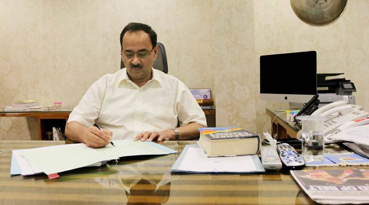 Alok Verma has been accused of taking a bribe from a Hyderabad-based businessman by Special CBI Director Rakesh Asthana.