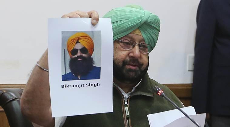Amritsar grenade attack: Son of Operation Blue Star deserter wanted, his accomplice held