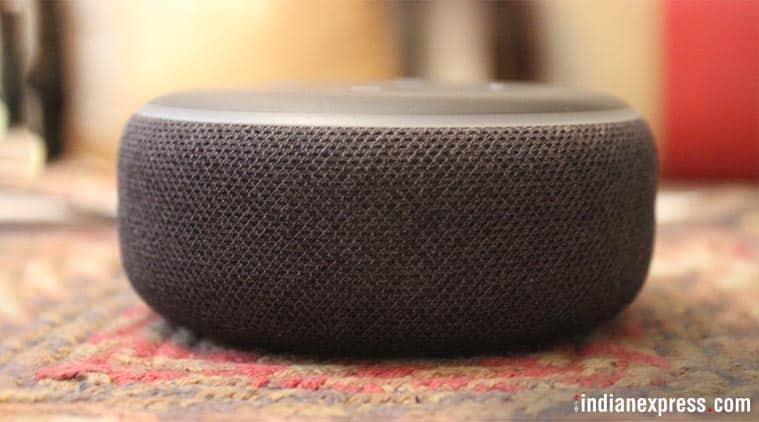 Amazon Echo Dot 3rd gen, Amazon Echo Dot 3rd gen price in India, Amazon Echo Dot 3rd gen review, Amazon Echo Dot 3rd gen price in India, Amazon Echo Dot 3rd gen features, Amazon Echo Dot sound quality, Amazon Echo Dot vs Google Home Mini, Amazon Echo Dot, Google Home Mini, best smart speakers, Alexa