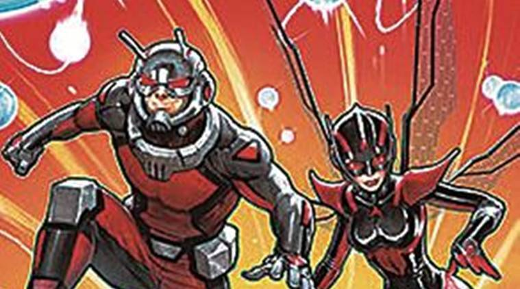 How do Ant-Man and the Wasp breathe after they shrink?