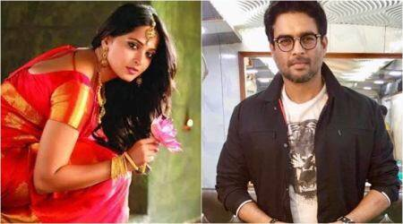 anushka shetty, madhavan new movie
