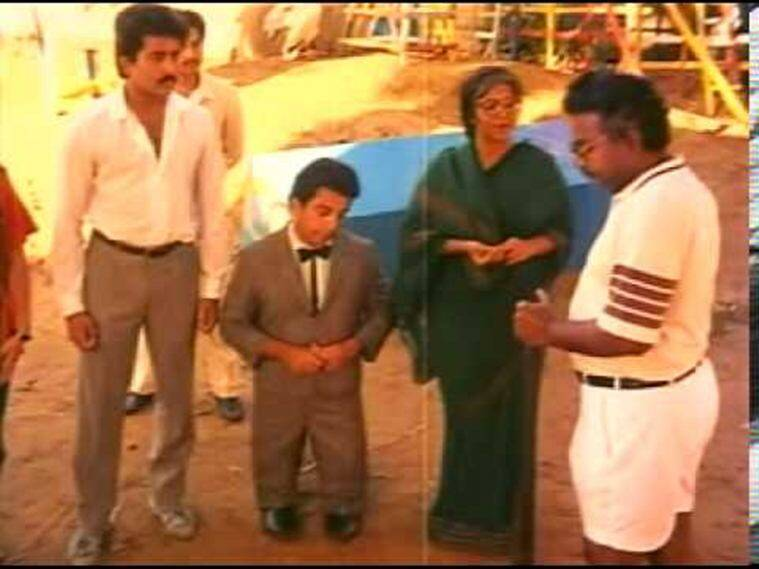Kamal Haasan in Apoorva Sagotharargal