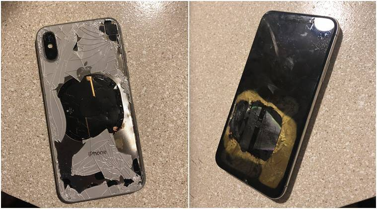 IPhone X Reportedly Explodes While Charging During iOS 12.1 Update