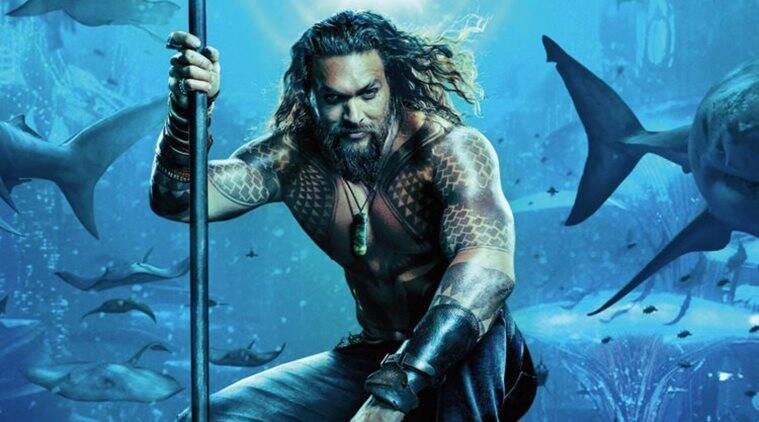 Aquaman to release in India before US