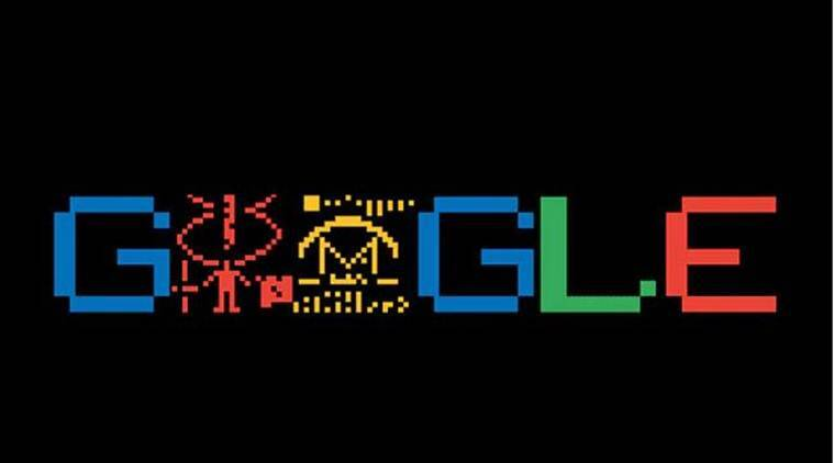 Arecibo Message, google doodle, google doodle today