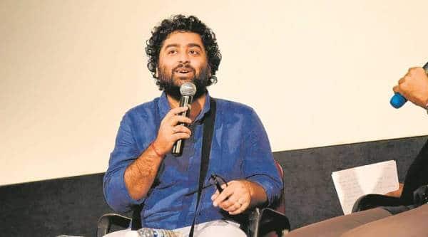 Arijit Singh, singer Arijit Singh, Songs of Arijit Singh, Arjit Singh Wife Koyel Roy, Arijit Singh directorial debut, Arijit Singh Sa, Indian Express