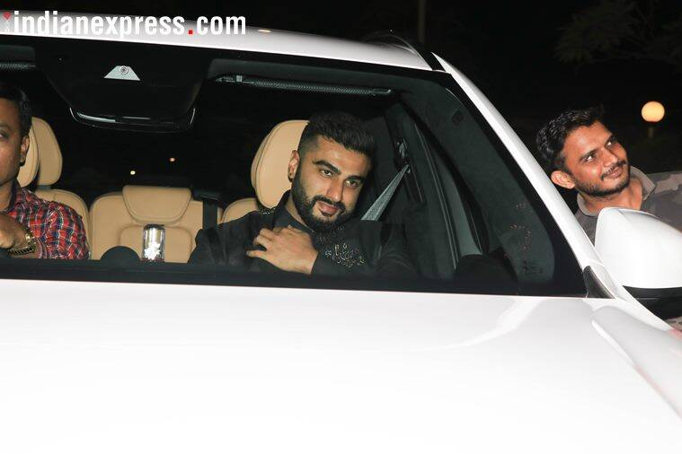 arjun kapoor diwali party