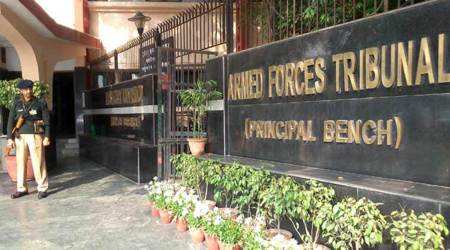 Ministry of Defence,Armed Forces Tribunal, Principal bench of armed forces,Chairperson of the AFT, Indian Express