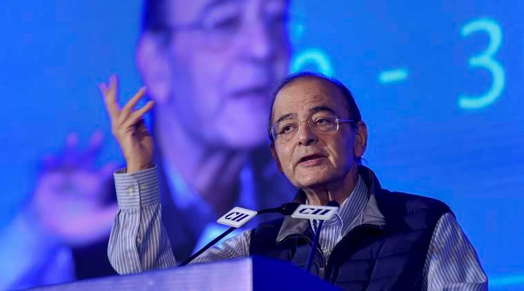 Arun Jaitley To Address Rbi Board On Monday