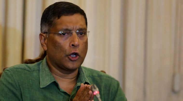 Demonetisation a massive, draconian, monetary shock: Arvind Subramanian
