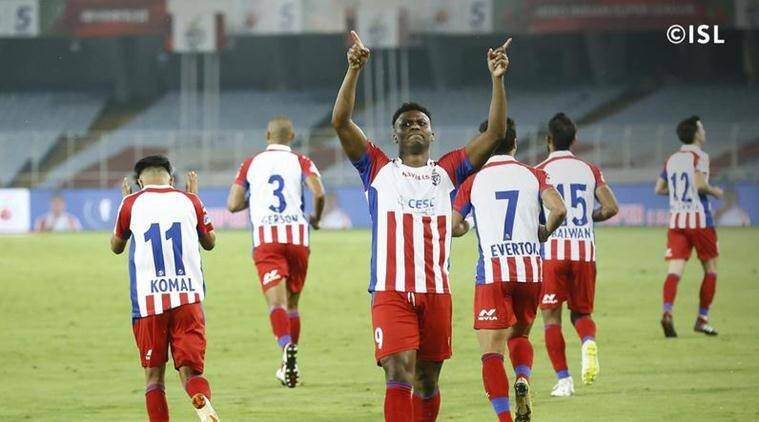 Image result for ATK vs Mumbai City FC