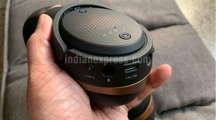 Audeze Mobius, Audeze Mobius review, Audeze Mobius price, Audeze Mobius specifications, Audeze Mobius features, Audeze Mobius price in India, Audeze
