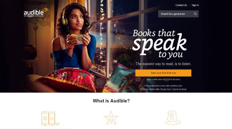 Audible, Audible India, Audible India subscription, Audible membership, Audible India monthly subscription, Audible India launch, Audible free audiobook, Audible audiobook free