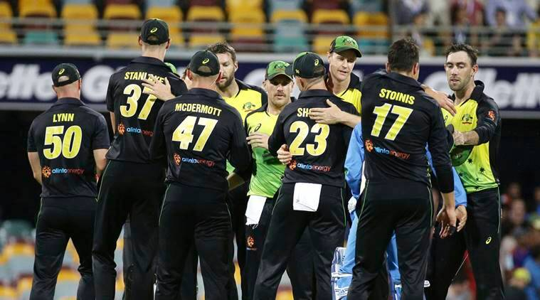 India vs Australia: Australia fined for slow over rate in first T20I