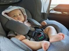 Driving with a baby? Practice these 10 car safety tips