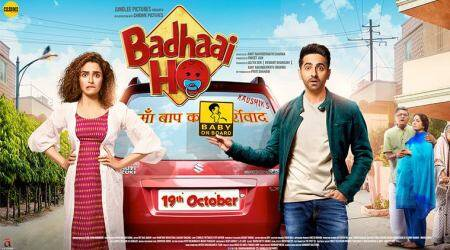 badhhaai ho box office