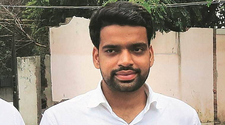 ABVP expels Ankiv Baisoya, asks him to step down as DUSU President