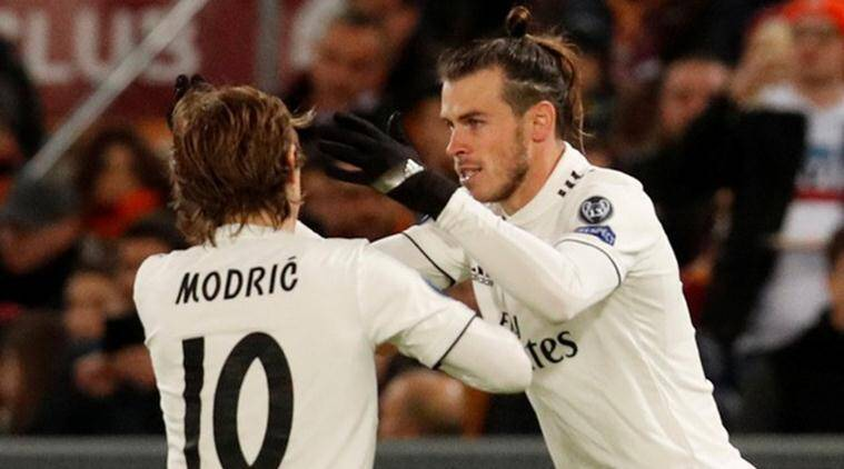 Real Madrid takes 1st in group courtesy of Roma's mistakes