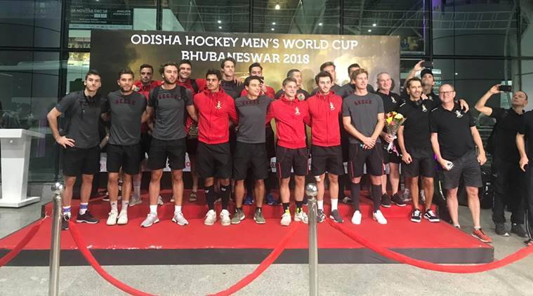 Hockey World Cup: Belgium, Netherlands arrive in Bhubaneswar with hope to clinch title