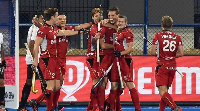 Hockey World Cup 2018: Belgium battle past Canada 2-1 in tournament opener