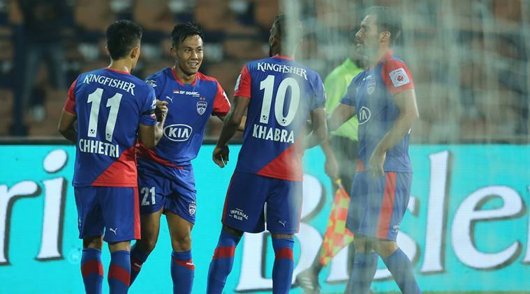 ISL 2018 Football Live Score, Bengaluru FC vs Mumbai City Football Live Score Streaming: BEN 1-1 MUM in first half