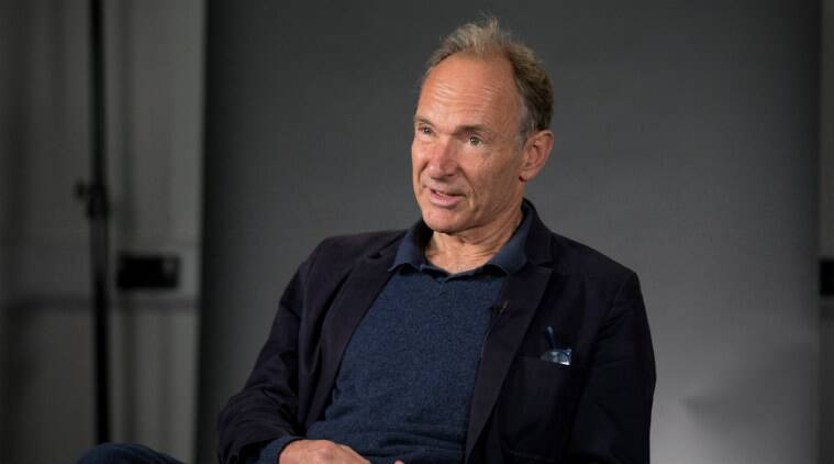 Tim Berners-Lee, father of a Web, says tech giants might have to be separate up
