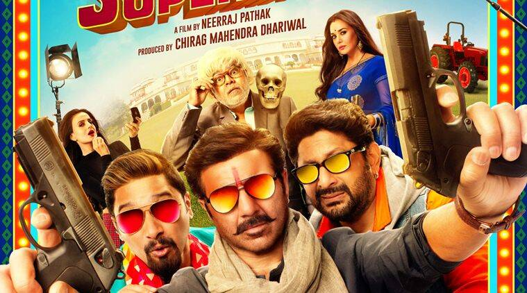 Bhaiaji Superhit Sunny Deol Preity Zinta box office collection