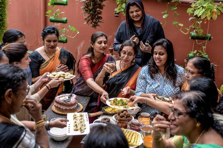 how whatsapp is changing the way we eat food, whatsapp food community, food groups, what we eat, indian express, indian express news
