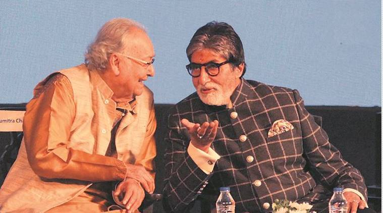 Kolkata International Film Festival: Big B calls for preservation of  old films for future generations