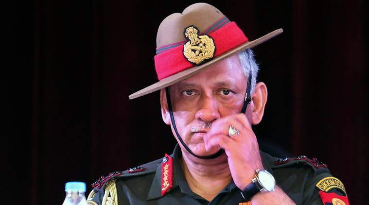 Entire world knows Pak link to 26/11: General Bipin Rawat