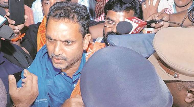 Kerala BJP leader K Surendran, who attempted to trek Sabarimala, granted bail