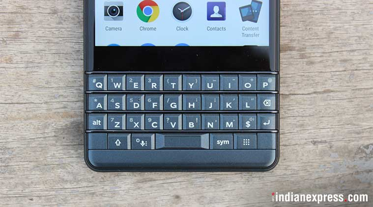BlackBerry Key2 LE, BlackBerry Key2 le price in India, BlackBerry Key2 le Amazon India, BlackBerry Key2 le specifications, BlackBerry Key2 le review, BlackBerry Key2, Android