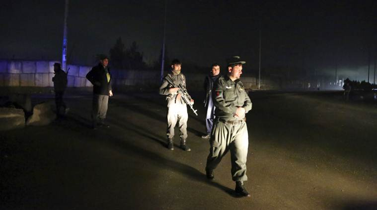 Car bomb hits Afghan capital Kabul as Ghani outlines peace plans