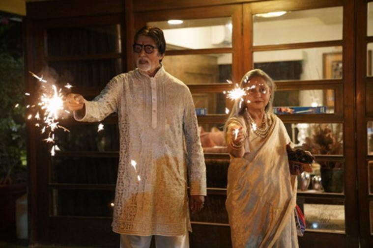 amitabh bachchan diwali celebration