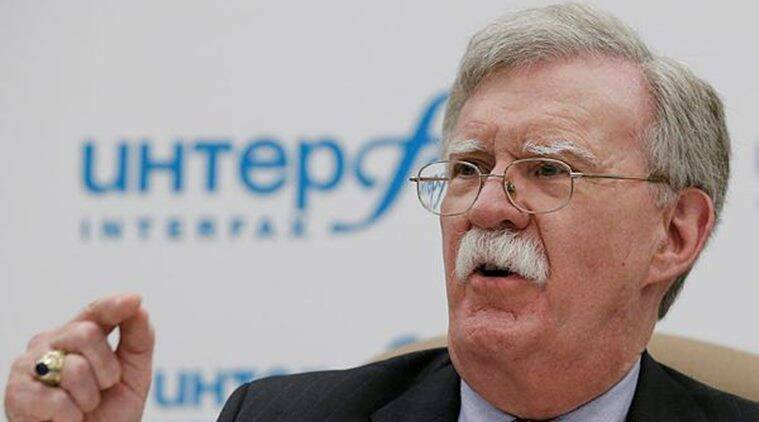 US Syria troops, US troops Syria withdrawal, Trump Bolton, US national advisor, Donald Trump Syrian troops, world news, latest news, Trump news, Indian Express