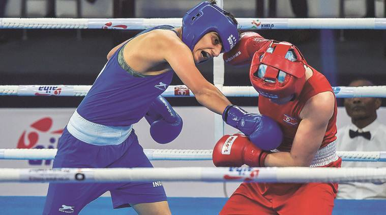 Sonia Chahal, boxing, indian boxing, sports news, indian express