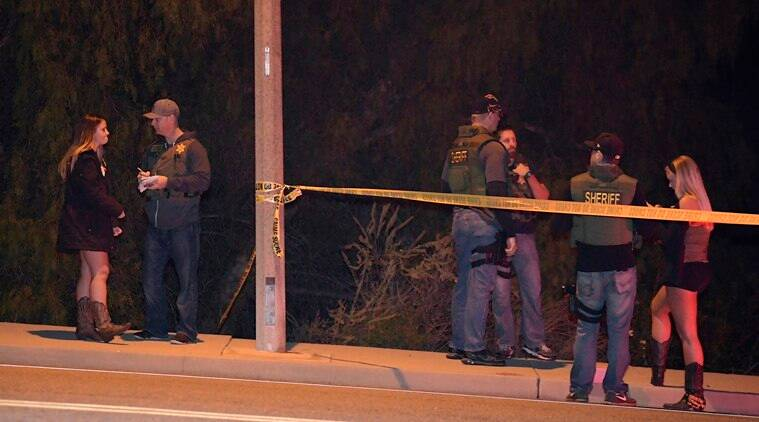 California bar shooting: 13 people including the gunman killed, authorities say