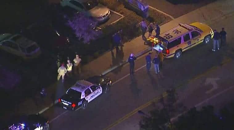 Shooter debated sanity online during bar massacre