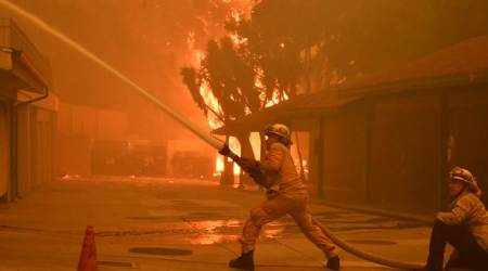 California wildfire: Death toll jumps to 42