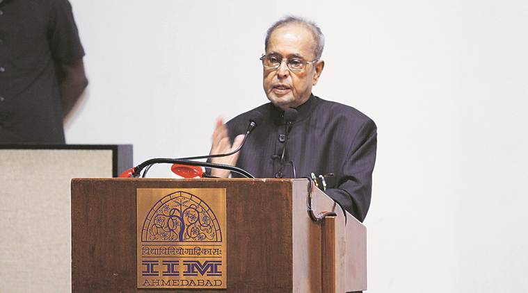Bureaucracy biggest obstacle to nation's development: Pranab Mukherjee