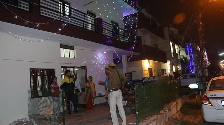 36 held for flouting time limit for bursting crackers