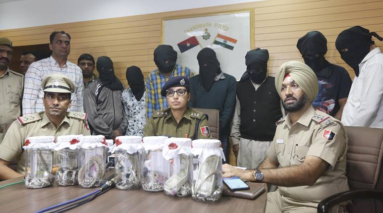 Seven posing as income tax officers dupe Chandigarh resident, arrested